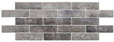 Jerica Grafito Glazed Porcelain Kitchen/Bathroom wall/floor tile 280 x 75 x 1m2